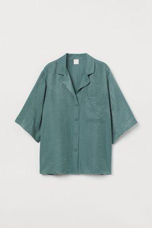 H&M Lyocell-blend Shirt