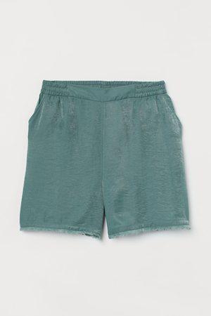 H&M Women Sweats - Lyocell-blend Shorts