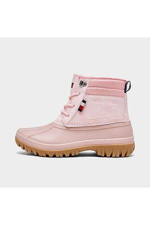 Tommy Hilfiger Girls Boots - Girls' Big Kids' Duck Boots Size 4.0