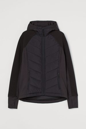 H&M Padded Hooded Outdoor Jacket