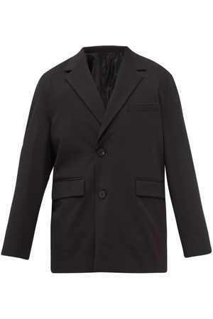 WOOYOUNGMI Oversized Single-breasted Blazer - Mens