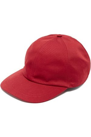 Gucci Eschatology Canvas Baseball Cap - Mens