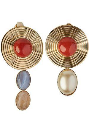 D'ESTREE Women Earrings - Sonia Agate Earrings
