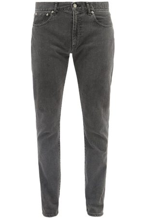 KURO Men Slim - Diamante Slim-leg Jeans - Mens