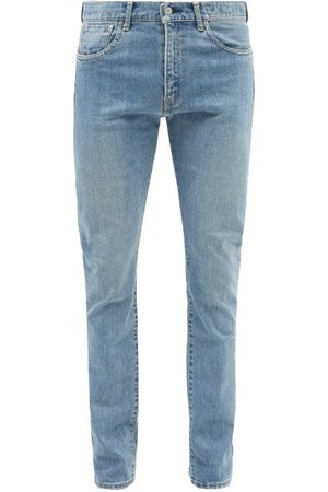 KURO Diamante Mid-rise Slim-leg Jeans - Mens