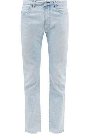KURO Men Slim - Helvetica Slim-leg Jeans - Mens - Light