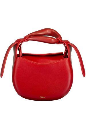 Chloé Women Wallets - Red Crush Kiss Small Purse