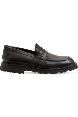 Moma Achille Leather Loafers