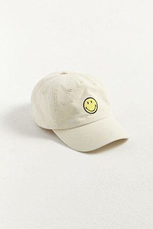 Urban Outfitters Smiley Dad Hat