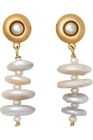 Brinker & Eliza Women Earrings - Halo Earrings