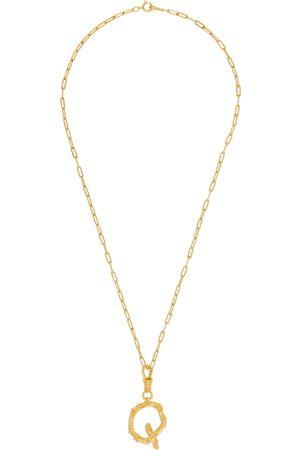 Alighieri Women Necklaces - SSENSE Exclusive 'Q' Alphabet Necklace