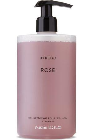 BYREDO Fragrances - Rose Hand Wash, 450 mL