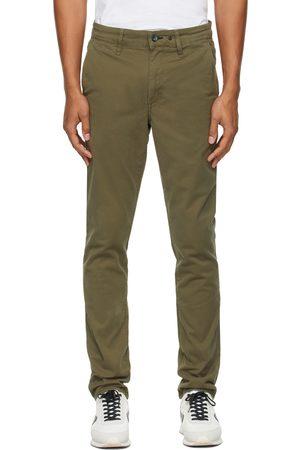 RAG&BONE Khaki Fit 2 Chino Trousers
