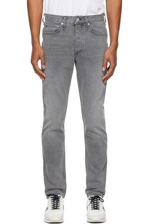 RAG&BONE Grey Fit 2 Jeans