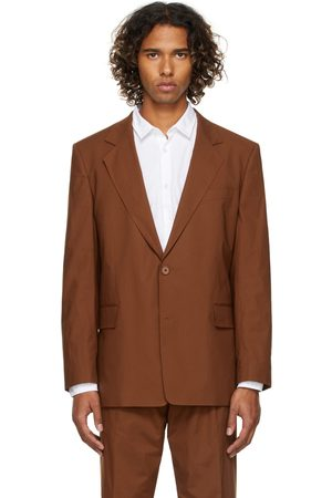 HUGO BOSS Brown Cemdon Blazer
