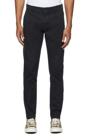 Levi's Black XX Standard Chino Trousers