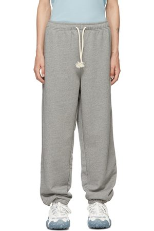 Acne Studios Grey French Terry Lounge Pants