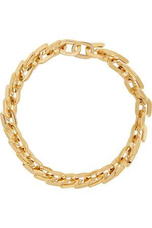 Givenchy Men Necklaces - Gold Medium G Link Necklace