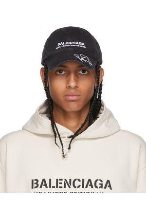 Balenciaga Black RuPaul Edition 'RuPaul' Cap