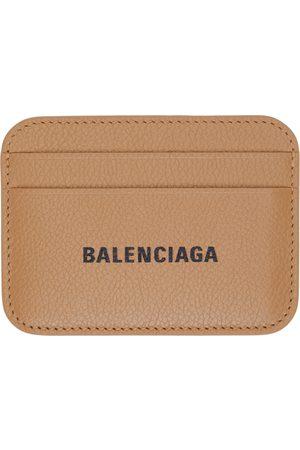 Balenciaga Beige Cash Card Holder
