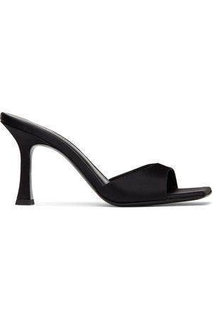 MAGDA BUTRYM Silk Estonia Heeled Sandals