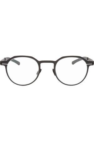 MYKITA Black Armstrong Glasses
