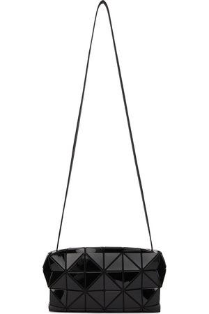 BAO BAO ISSEY MIYAKE Black Carton Messenger Bag