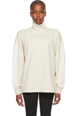 adidas Off-White Adicolor Classics Half-Zip Sweatshirt