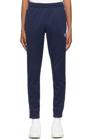 adidas Blue Primeblue Adicolor Classics SST Track Pants
