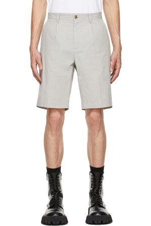 HAN Kjøbenhavn Grey Suit Shorts