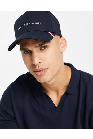 Tommy Hilfiger Uptown cap with logo in navy