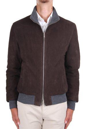 BROOS Leather Jackets Men Pelle