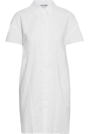 Walter Baker Woman Santana Cotton-poplin Mini Shirt Dress Size S