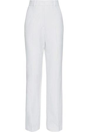 A.L.C. Woman Nigel Ii Twill Straight-leg Pants Size 8