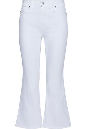 AG Jeans Women High Waisted - Woman Quinne High-rise Kick-flare Jeans Size 24