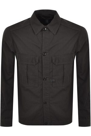 G-Star Raw Relaxed Overshirt Grey