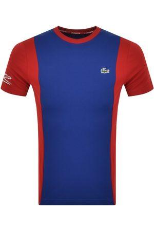 Lacoste Sport Short Sleeved T Shirt