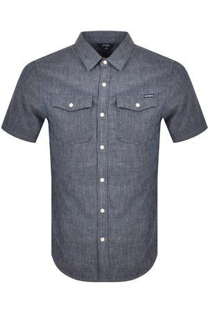 Superdry Loom Short Sleeved Shirt