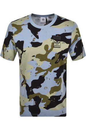 adidas Print T Shirt