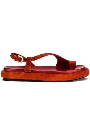 Khaite Lisbon Sandals in