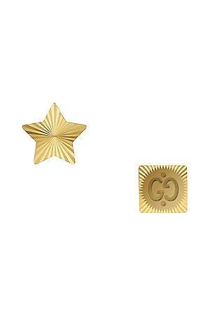 Gucci Icon Earrings in Metallic