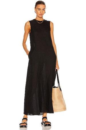 ASCENO Women Maxi Dresses - The Tallin Dress in