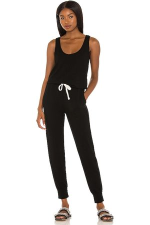MONROW Women Tank Tops - Supersoft Tank Jumpsuit in .