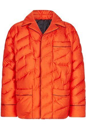 Fendi Men Jackets - Silk Jacket