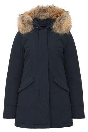 Woolrich Luxury Arctic Raccoon Parka