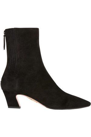 Aquazzura Women Ankle Boots - Saint Honore 50 boots