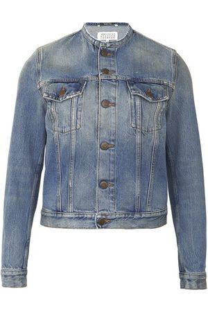 Maison Margiela Women Denim Jackets - Track jacket