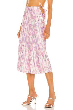 Michael Costello Women Midi Skirts - X REVOLVE Cleo Midi Skirt in .