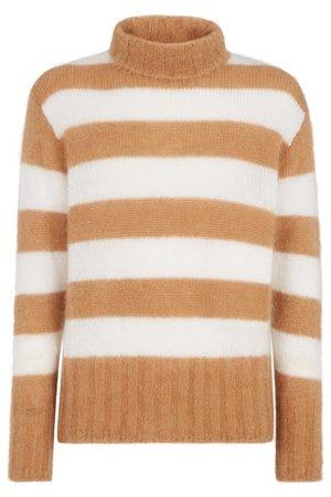 Fendi Multicolour Mohair Pullover