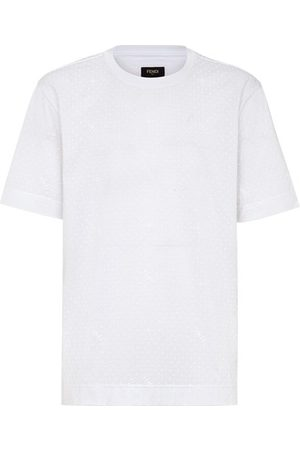 Fendi Men T-shirts - Jersey T-Shirt